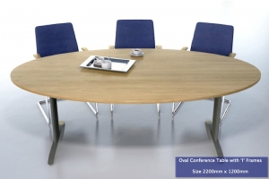 Ambus Oval Tables