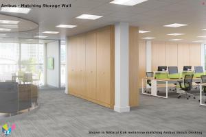Ambus Storage Wall