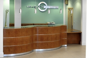 Counterparts Wave Reception Counter