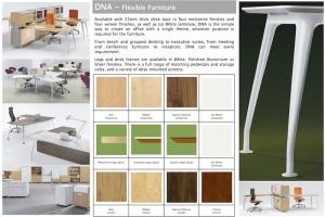 DNA Verco Bench Desk information