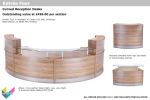 Curved Reception Desking - Entree Four-02