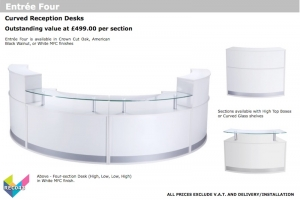 Curved Reception Desking - Entree Four-03