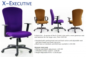 X-Executive Office Seating