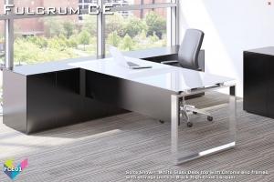 Fulcrum CE Executive Desking 01 - Fulcrum Chief Executive Desks
