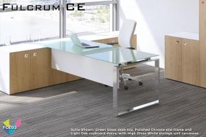 Fulcrum CE Executive Desking 03 - Fulcrum Chief Executive Desks