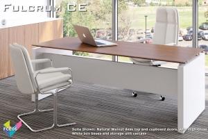 Fulcrum CE Executive Desking 06 - Fulcrum Chief Executive Desks