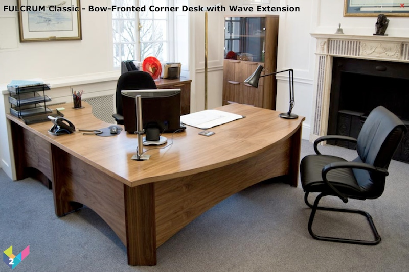 fulcrum executive desking executive desks