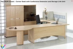 Fulcrum Classic Executive Office Furniture