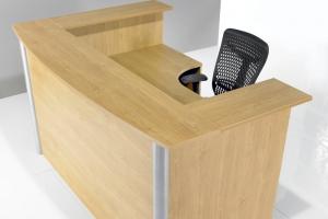 Hawk Rectangular Reception Desk