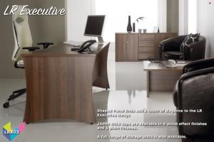 LR Executive Desks - LR003