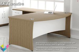 LR Executive Desks - LR004