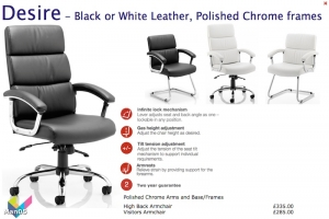 Manager Leather Seating - Dynamic Desire