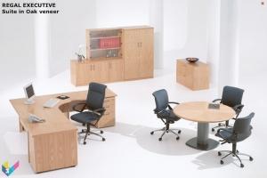 Regal Executive veneered office furniture
