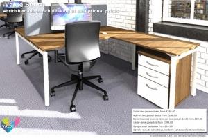 Value Bench 01 - Budget Bench Desking