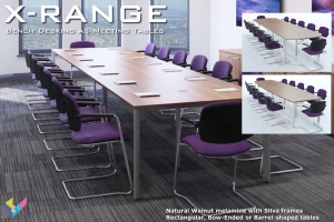 X-Range Matching conference furniture