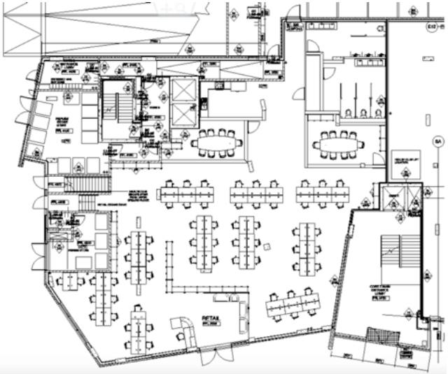 CAD Office Design