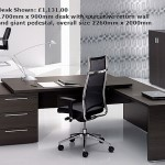 K-West executive office furniture by GDB International