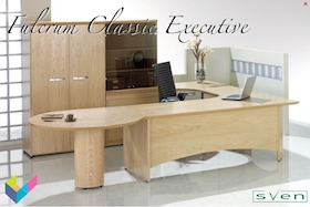 Fulcrum Classic Executive by Sven Christiansen Furniture by