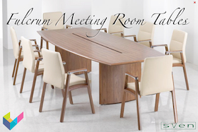 Fulcrum Meeting Room Tables by Sven Christiansen Furniture